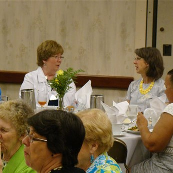 Special Lunch - Clergy Spouses