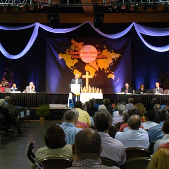 Organizational Session & Worshipful Work/Plenary