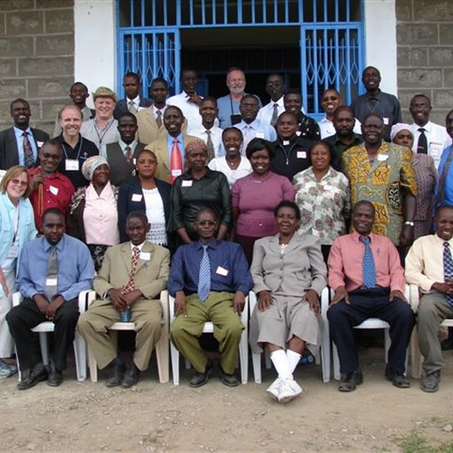 Pastor training held at Naivasha Trinity UMC for Nairobi, Nakuru and Naivasha Districts.